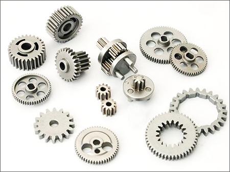 金属粉末制品汽车配件