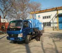 发往重庆的5台JHX800和1台JHX50食品混合机正在装运中