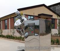 江苏电池材料客户订购双运动飞刀卧式混合机