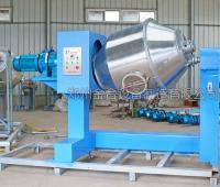 双运动三维混合机在上海摩根及电碳行业的应用效果