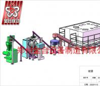 河南瑞普生物JHL200L自动化混合生产线