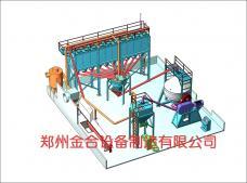 JHL2000巨型粉体生产线